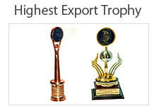 Highest Export Trophy